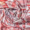"Silk Scarf ""Curtain"" - img. 2"