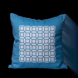 "Square pillow ""Armenian Medieval Ornament #2"""