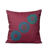 "Square pillow ""Armenian Medieval Ornament #3"""