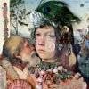 "Silk scarf ""Variation themes by Pinturicchio and Raphael""- img. 4"