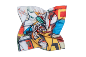 "Silk Scarf ""Meditations #23"""