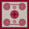 "Women's neck scarf ""Zvartnots"" - img. 3"
