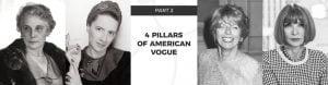 4 столпа американского Vogue (часть 2)