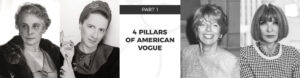 4 pillars of American Vogue